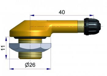 Вентиль б/к  R-1294-2