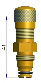 Нетрубчатый вентиль (V5.03.1) TRJ 670   R-0979-1